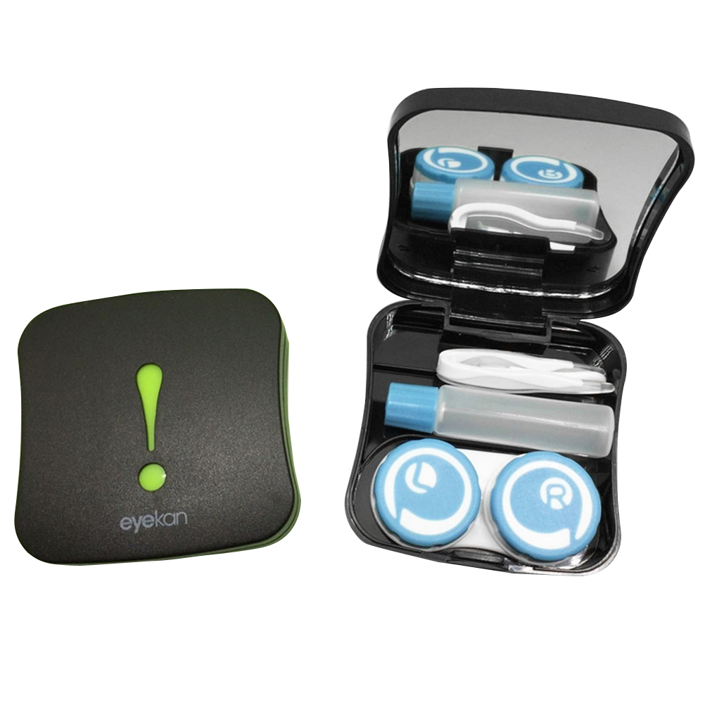 Body Organs Large Intestine Glasses Case Eyeglasses Clam Shell Holder Storage Box