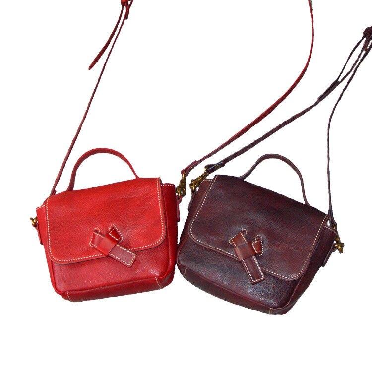 Hot Sale Female Handbags High Quality Genuine Leather Women Shoulder Bag Vegetable Tan Designer Ladies Small Crossbody Bag 2019Hot Sale Female Handbags High Quality Genuine Leather Women Shoulder Bag Vegetable Tan Designer Ladies Small Crossbody Bag 2019