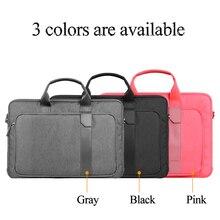 Водонепроницаемая сумка для ноутбука WIWU для MacBook Pro 16 A2141, 2019, модная нейлоновая сумка для ноутбука Macbook Pro 15, сумка