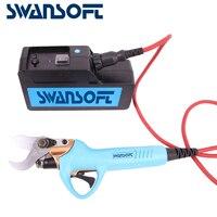 Литиевая батарея привод рабочее напряжение 36 в садовые ножницы
