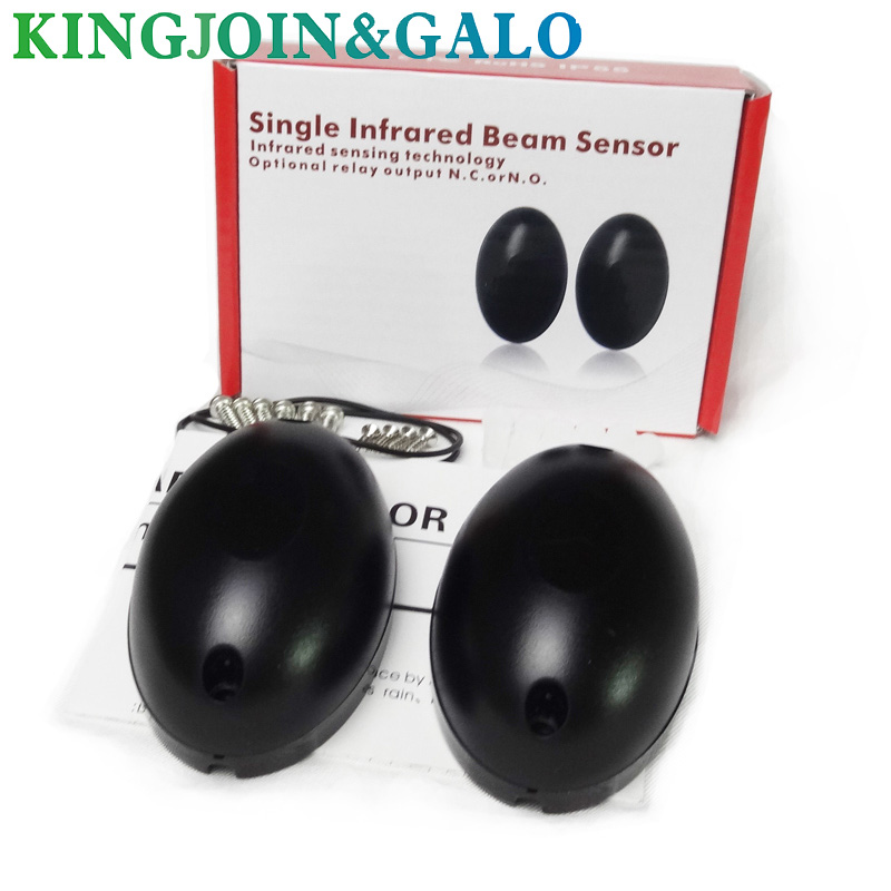 IP55 15m Alarm SAFETY Photo Cell Infrared Sensor Photo Eye Photocells For Gate And Door Replacing CAME NICE FAAC  LIFTMASTER