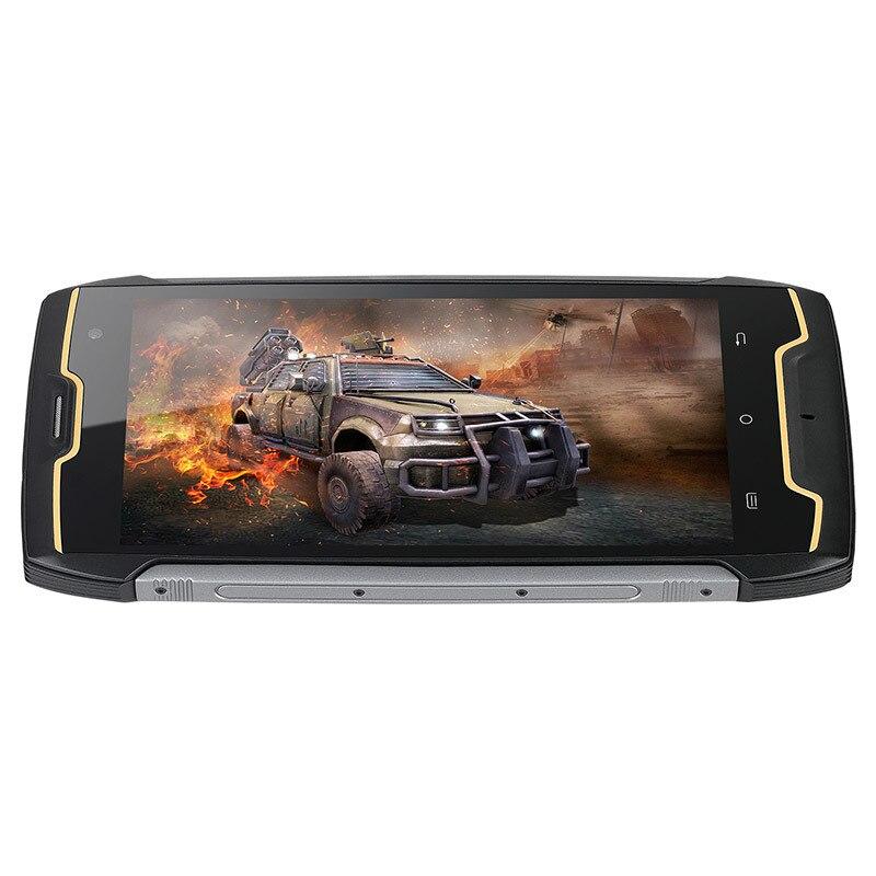 Cubot Kingkong смартфон с 5,0 дюймовым дисплеем, четырёхъядерным процессором MT6580, ОЗУ 2 Гб, ПЗУ 16 Гб, Android 7,0 - 6