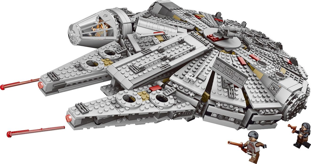 Star sars Figures Wars Model Building Blocks Harmless Bricks Enlighten Compatible  Starwars Toy-in Blocks from Toys & Hobbies    3