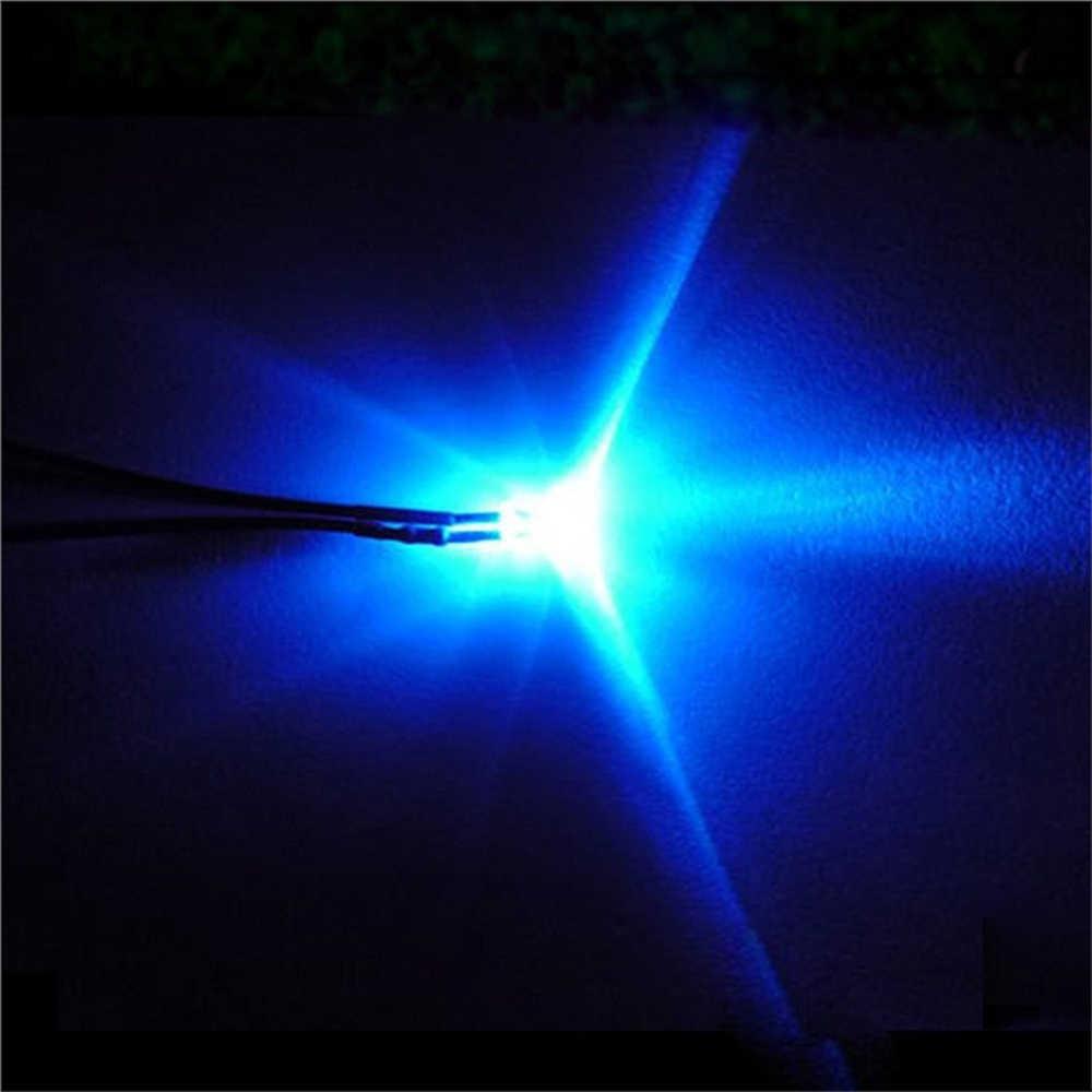 Предварительно проводной светодиодный диоды, гибкий сменный светодиодный индикатор, промышленная светоизлучающая лента