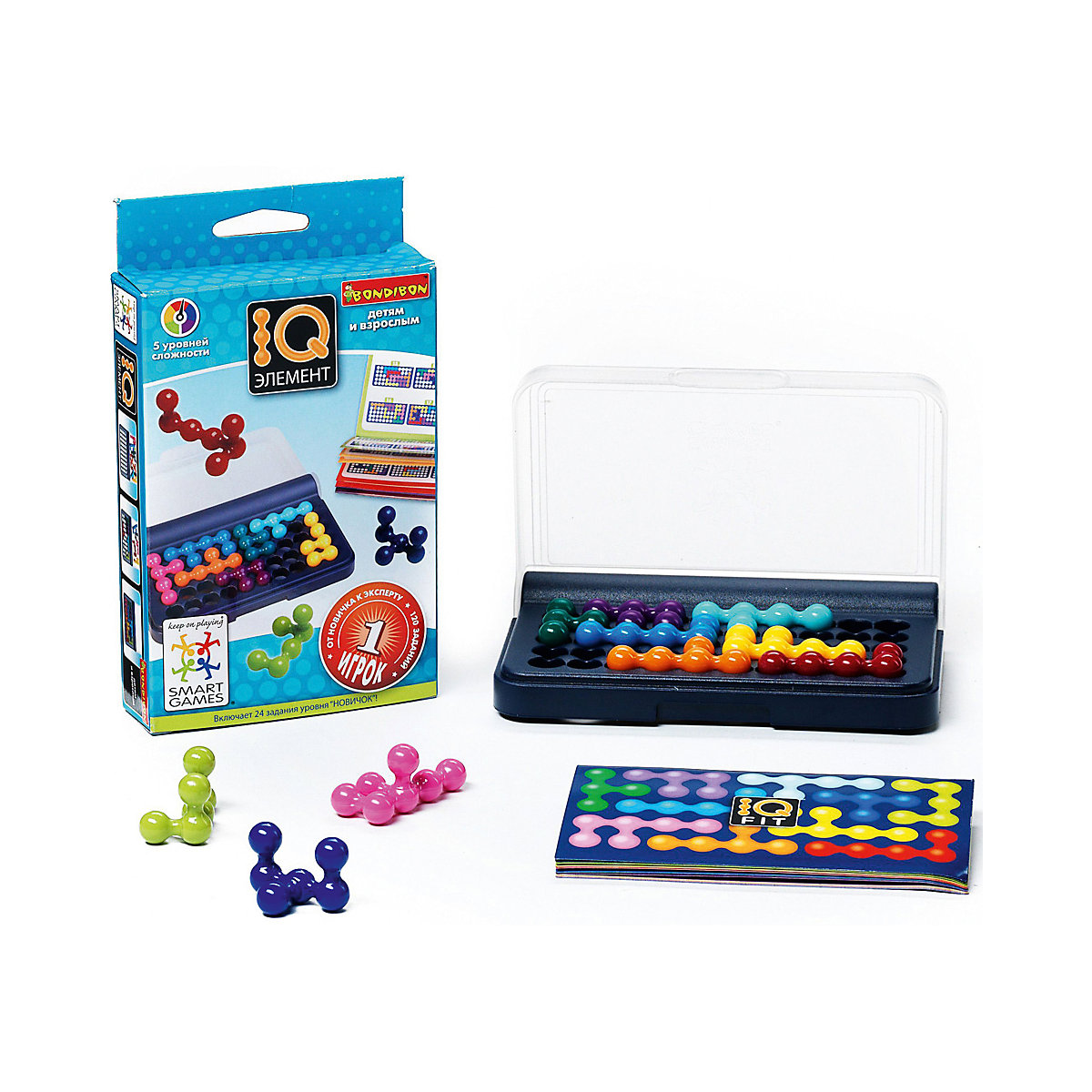Фото - BONDIBON Party Games 4864505 education toys logic board game toy MTpromo for asus k43t k43ta k43tk x43t la 7551p laptop motherboard system board main board mainboard card logic board tested well