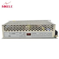 Aangepaste Switching power supply t 100d Triple Output Current 2a 2a 6a Output Voltage 24V 12V 5V Output Frequency 47 63HZ