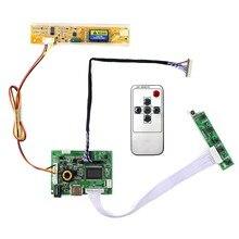 HDMI Audio LCD Controller Board work for  B121EW02 V1 B121EW03 V2/ V6 /V7 B121EW07 V0 LTN121AT02 LTN121W1 L03/L01