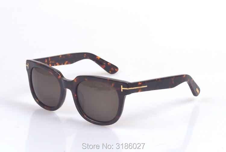 0b725ad408b Hot sale Fashion Tom Brand Designer Polarized Sunglasses Mens Womens  Acetate TF 211 Sun glasses UV400 Oculos masculino Male -in Sunglasses from  Apparel ...
