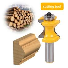 Fish Type Handrail Cutter Woodworking Milling Fish Type Handrail Cutter 8 Handle Line  Flower Line Milling Cutter elderly bathroom toilet handrail disabled barrier sitting handrail pregnant woman safe handrail