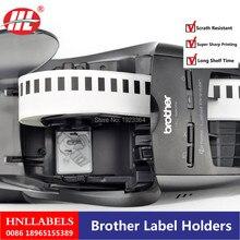 10x Rolls Compatible DK-22210 Label 29mm*30.48M Continuous Compatible for Brother Label Printer White Paper DK22210 DK2210