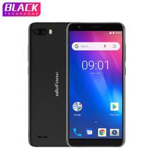 Ulefone S1 Android 8.1 5.5 Inch 18:9 MTK6580 Quad Core 1GB RAM 8GB ROM Smartphone 8MP+5MP Rear Dual Camera 3G Mobile Phone