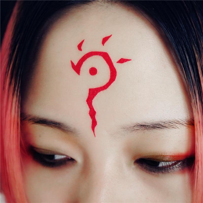 Brains bas Madara Nyanko-sensei cosplay Animation Cartoon logo tatoo tatuering Sticker XR069