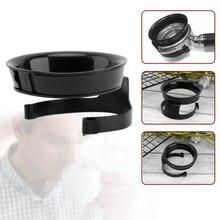Intelligent Espresso Coffee Dosing Ring Funnel 58mm E61 Cafe Ground Portafilters