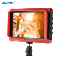 LILLIPUT A7s 7inch 1920 * 1200 FHD IPS Screen Camera Field Monitor Display for Silicon Cover for Canon Nikon Sony DSLR