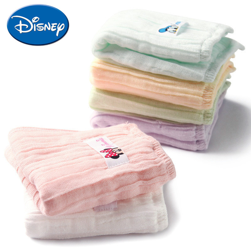 Disney New Born Baby Cotton Face Towel Aliva Towel Nursing Towel Baby Boys Girls Bebe Toalha Washcloth Handkerchief