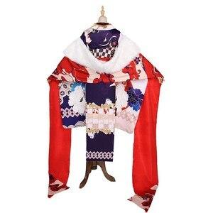 Image 5 - MMGG Azur Lane cosplay Prinz Eugen cosplay costume Kimono Cosplay Clothing Woman C Serve