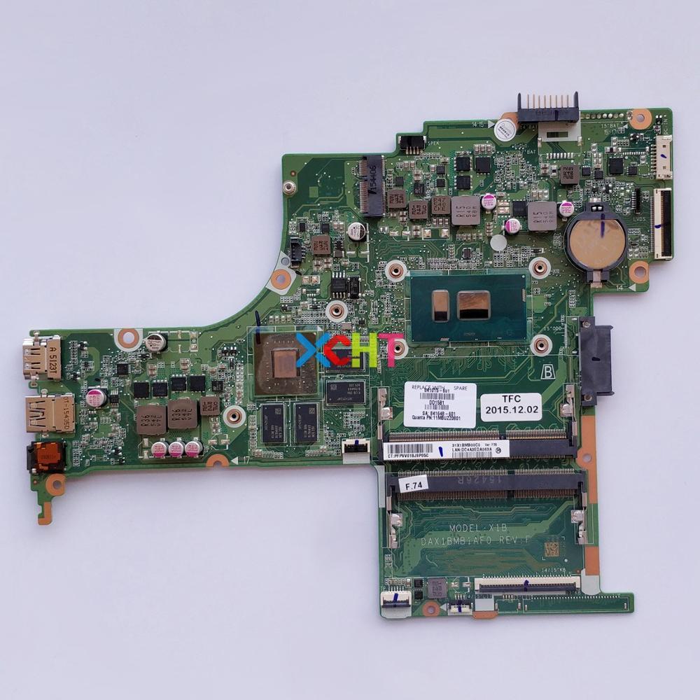 841015 601 841015 001 DAX1BMB1AF0 w i7 6500U CPU w N16S GT S A2 GPU for