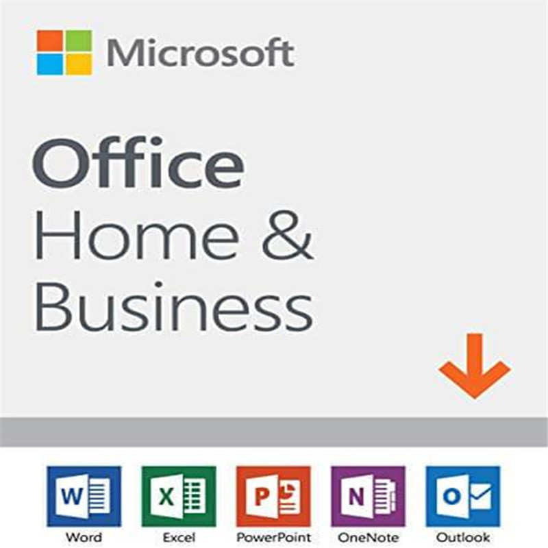 Купить с кэшбэком Microsoft Office Home & Business 2019 Product Key Code 1 User License Retail Boxed Compatible with Mac Windows