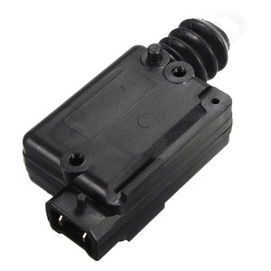 Image 5 - Front Left / Front Right Side Version 2 Pins 7702127213 7701039565 Door Lock Actuator For Renault 19 CLIO I II MEGANE SCENIC