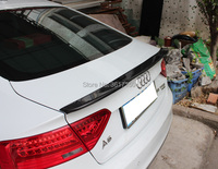 Car Spoiler Designed For The Audi A5 S5 2Drs Of The Carbon Fiber Trunk Spoiler The V Style 2013 2016