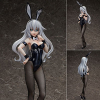 FREEing Black Heart bunny girl Blanc Hyperdimension neptunia sexy girl PVC Action Figures toys Anime figure Toys For children
