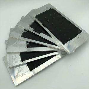 Image 2 - Película polarizadora LCD para reparación de eliminación de película, molde para 6/6S/6P/6SP/7/7P/8/8P, pantalla LCD de calentamiento, adsorción, polarizador