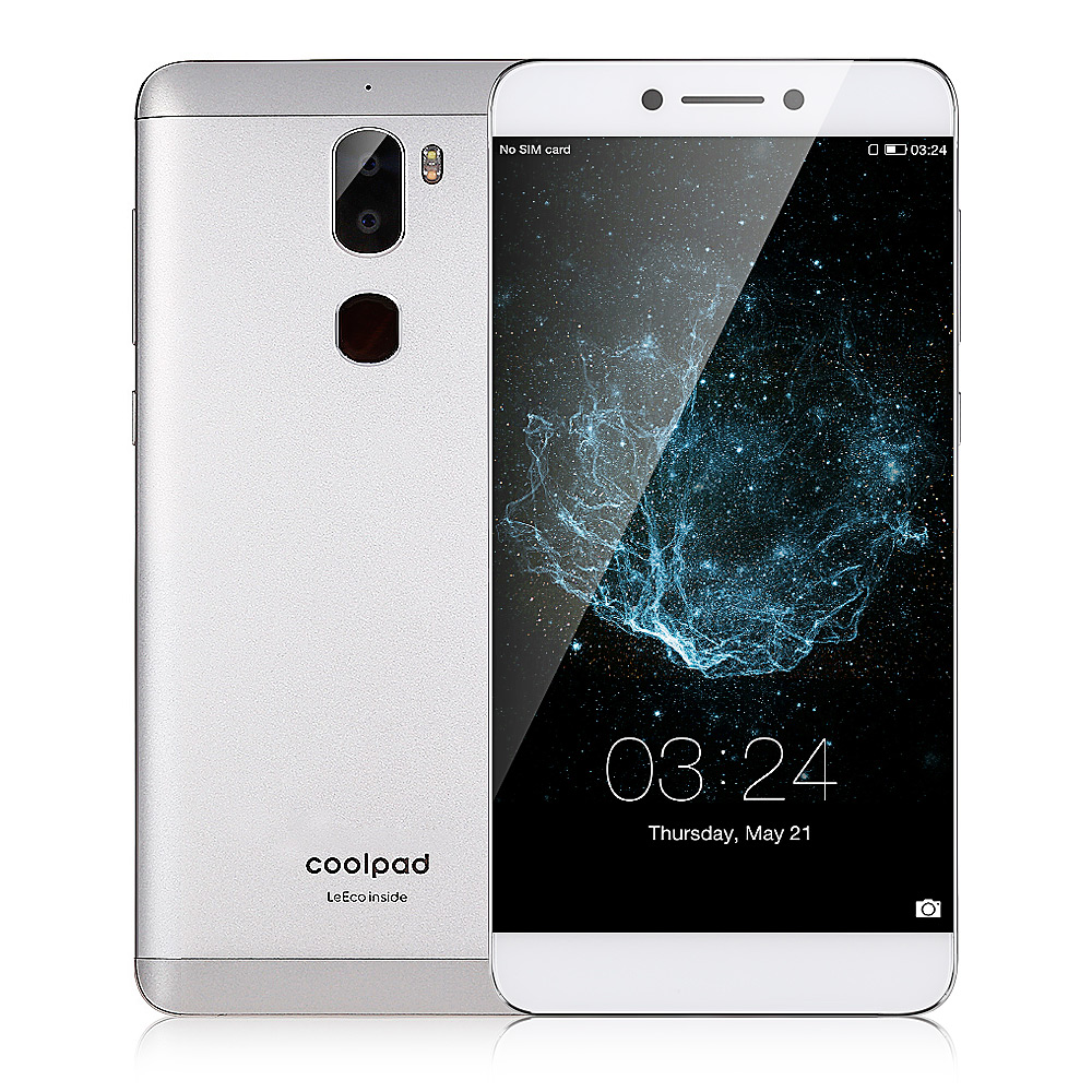 Coolpad Cool1 Smartphone Dual (C103) 4G 5,5 Inch Handy Globale Version Android 6.0 4 GB Und 32 GB 13.0MP Dual Hinten Kameras
