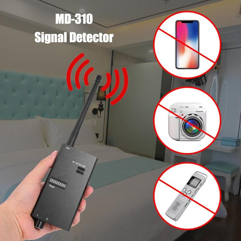 MD-310 Signal Detector Sensor Anti-Sniffing Wireless GPS Location Finder Anti-eavesdropping surveillance and anti-cameraMD-310 Signal Detector Sensor Anti-Sniffing Wireless GPS Location Finder Anti-eavesdropping surveillance and anti-camera