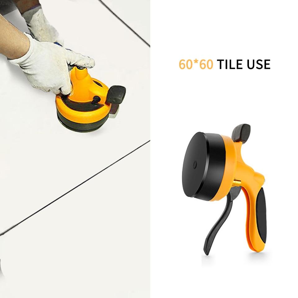 Chargable Tiling Machine Wireless Tile Leveling Machine Tools Tile Floor Portable Power Tool Wall Tile Vibration
