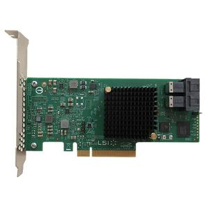 Eastforfuy Adapter 9300-8i LSI00344 SFF8643 8-Port Host Pci-E3.0x8-Controller-Card Bus