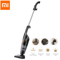 Xiaomi Deerma Handheld Vacuum Cleaner Household Silent Vacuum Cleaner Strong Suction Portable Dust Collector Home Aspirator