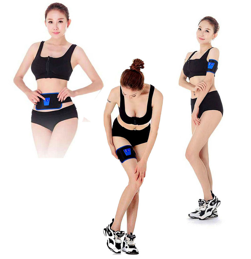 d7187dbcac Arm Leg Abdominal Waist Massage Fitness Exercise Belt Body Vibration  Slimming Machine Belly Fat Loss Massage Body Shaper Women-in Massage    Relaxation from ...