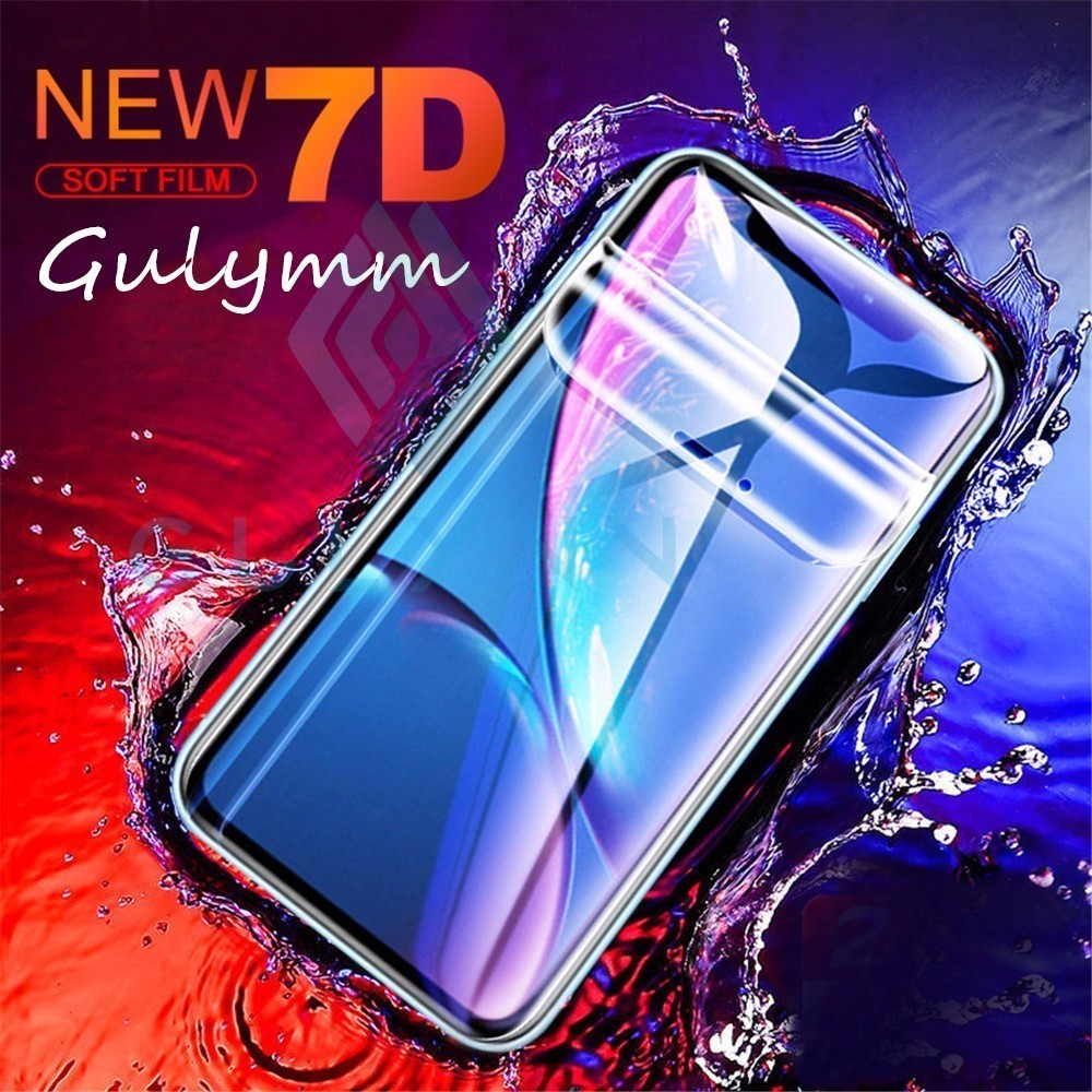 Hydrogel-Film iPhone 6s 7d-Screen Full-Protective-Film 8-Plus for XS Max XR