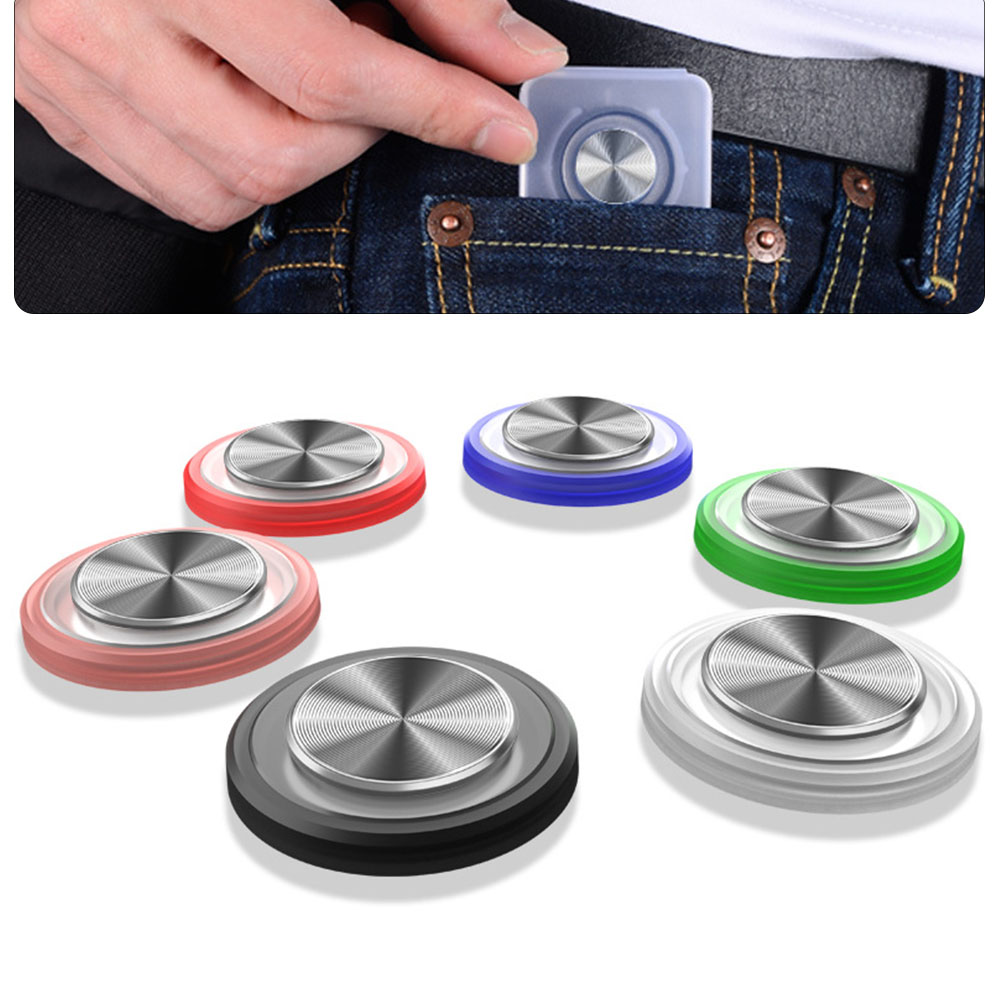Round Game Joystick Mobile Phone Rocker For Iphone Android Tablet Metal Button Controller For PUBG image