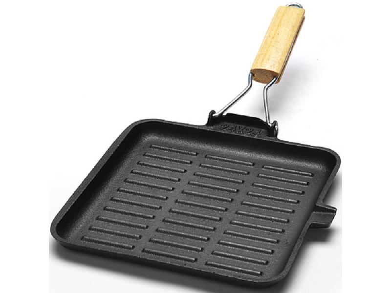 Frying Pan grill MAYER & BOCH, 22*22 cm frying beef pan