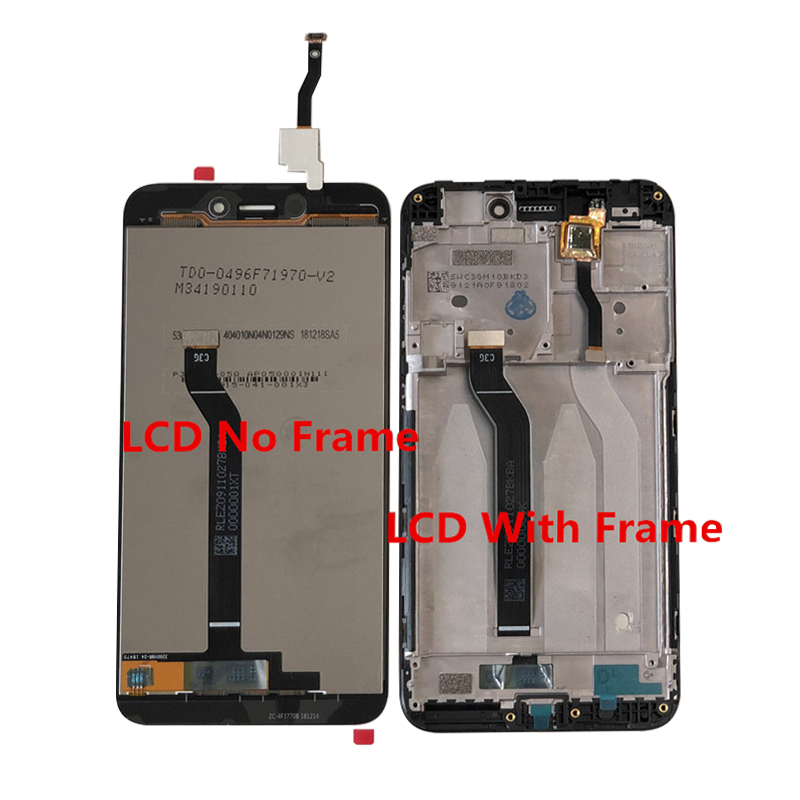 "Image 4 - M&Sen For 5.0"" Xiaomi Redmi Go LCD Display Screen With Frame+Touch Screen Panel Digitizer For 1280*720 Redmi GO Display-in Mobile Phone LCD Screens from Cellphones & Telecommunications"