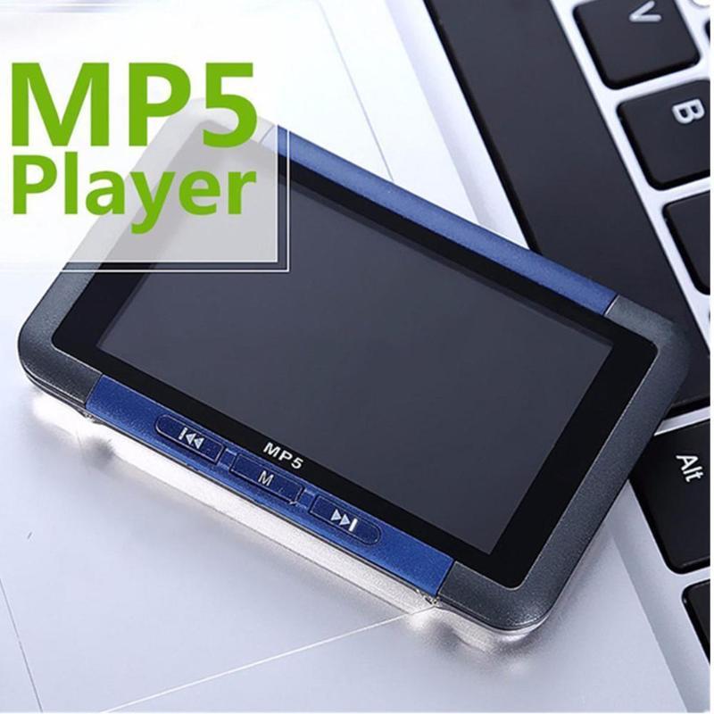 MP5 3 ''8G 16G mince écran LCD MP4 lecteur vidéo de musique enregistreur E-book lecteur MP5 lecteur FM Radio MP4 lecteur musique