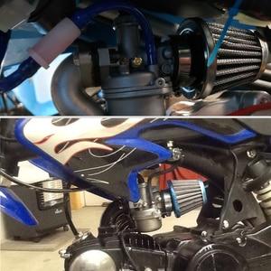 Image 5 - Alconstar 35 38 42 45 50 55 58 ミリメートルオートバイキャブレターエアフィルター吸気管キノコヘッドこそmikuni oko keihiキャブレター