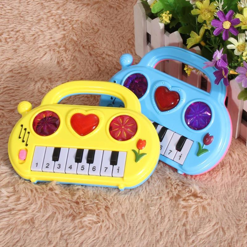 Baby Kids Music Musical Developmental Educational Cute Piano Sound Toy Musical Instrument Educational Toy Gift