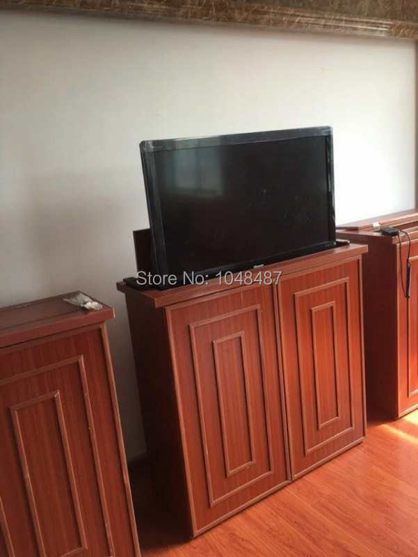 59inch  tv lift of 700mm stroke for cabinet tv Free shipping