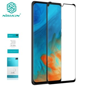 Image 1 - for Huawei P30 XD Tempered Glass for Huawei P30 Pro 3D Tempered Glass Nillkin CP+ Max Full Cover Screen Protector