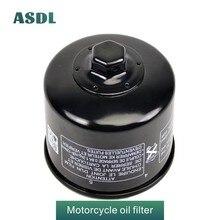 Motorcycle Oil Filter for KAWASAKI ZX636 A1P / B1-B2 / C1 C6F D6F ZX6-R Ninja 636 ZX 636 6R ZX6R ZX-6R 2002 2003 2004 2005 2006
