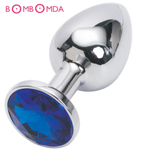 Large Size Metal Anal Toys Butt Plug Booty Beads Stainless Steel Anal Plug Play Beads Anal Wand Sex Toys Sex For Adults O2