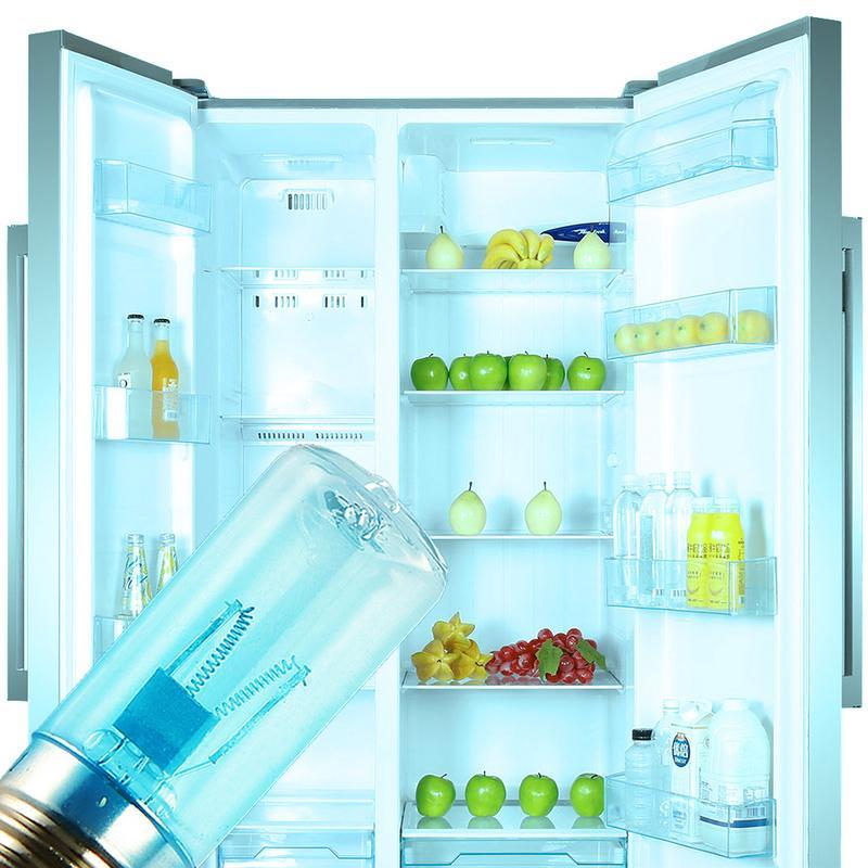 E17 3 W UVC ampoule ultraviolette stérilisateur UV stérilisation à l'ozone acariens lumières lampe germicide ampoule Quartz lampe