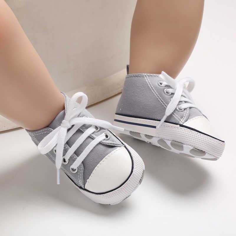 Emmababy Nieuwe Mode Baby Peuter Jongens Meisjes Crib Schoenen Tennis Schoenen Kids Skater Sneakers