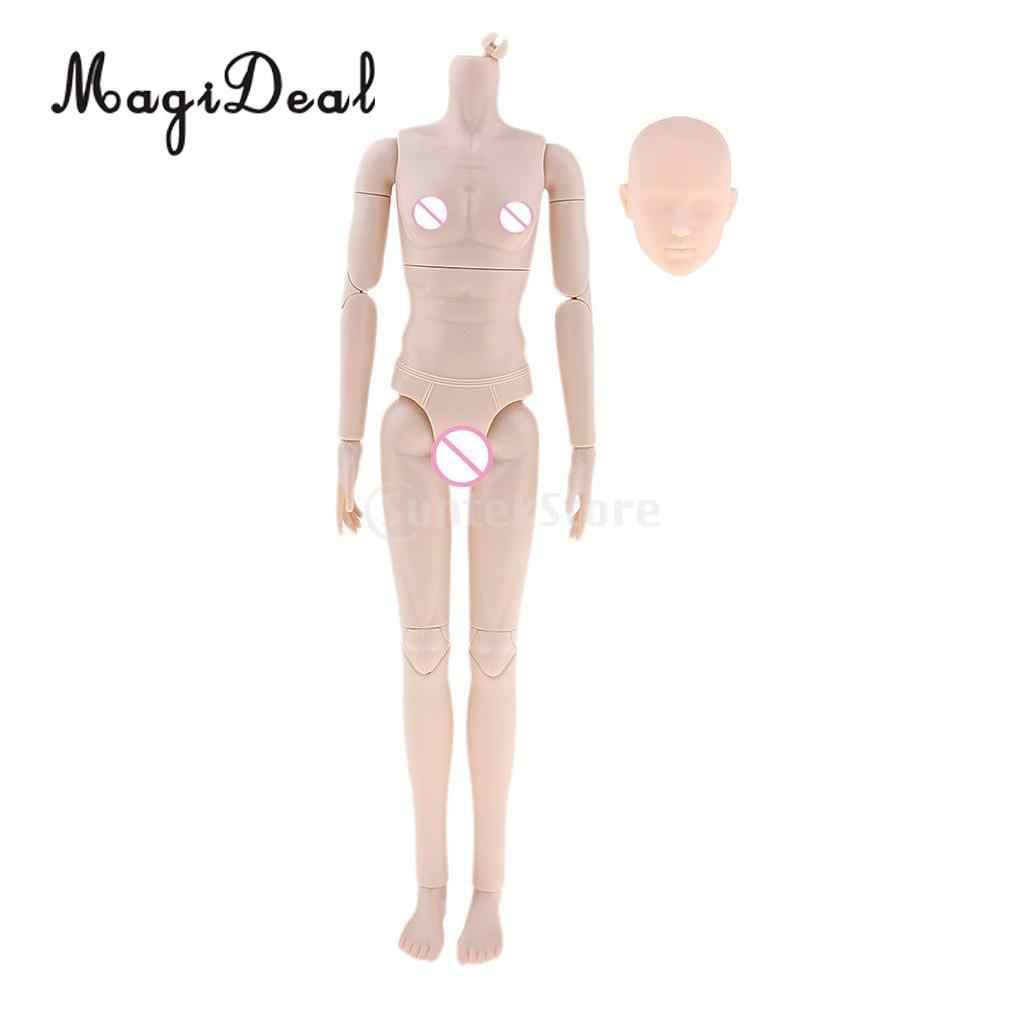 20 суставов 1/6 тело куклы мужчины части без макияжа головы DIY аксессуары 28