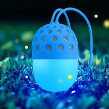 led bluetooth speaker light