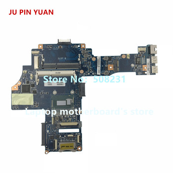 JU PIN YUAN H000080450 for Toshiba Satellite L40-B L45-B motherboard CA10SU/CU with I3-4005U All functions fully Tested