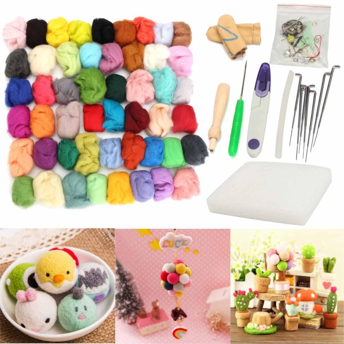 Bolsa organizadora para Accesorios de Costura Roo Beauty Color Violeta para Tejer y Manualidades