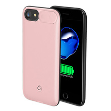CASEWIN Battery Charger Case For  iPhone 6/6s/7/8 3000mAh Power Bank Battery Charger phone Case Extended Battery Backup Power